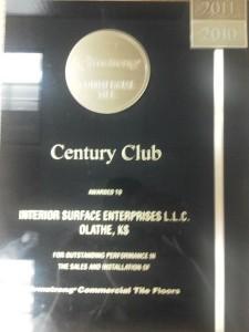 2011 Century Award